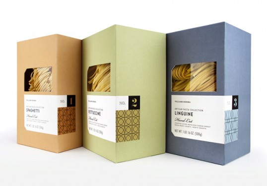 Williams-Sonoma Pasta by Williams-Sonoma Brand Packaging Dept.