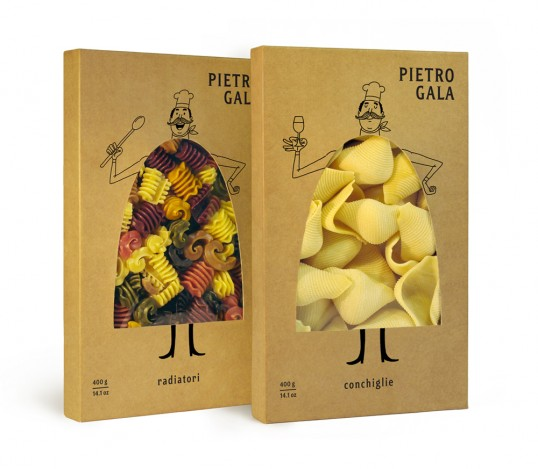 Pietro Gala | Designed by Fresh Chicken | Country: Russia