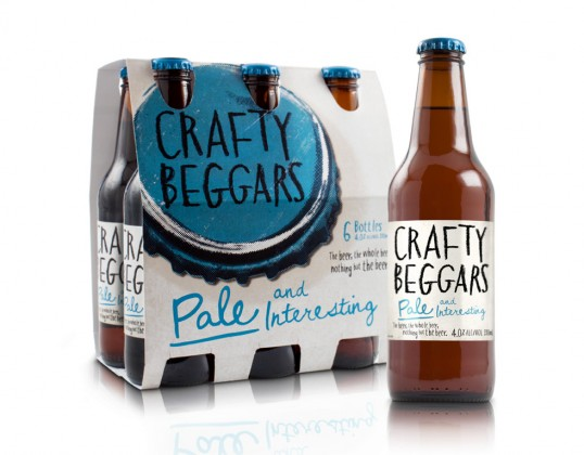 Crafty Beggars | Designed by Curious Design | Country: New Zealand