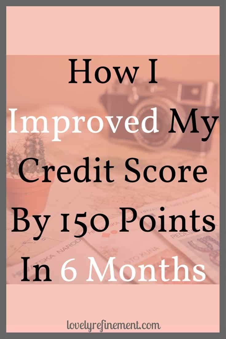 How you can start repairing your credit quickly. It only took my less than 6 months to improve my credit score and go from a poor rating to an excellent rating! #creditrepair #creditscore #creditbuilding