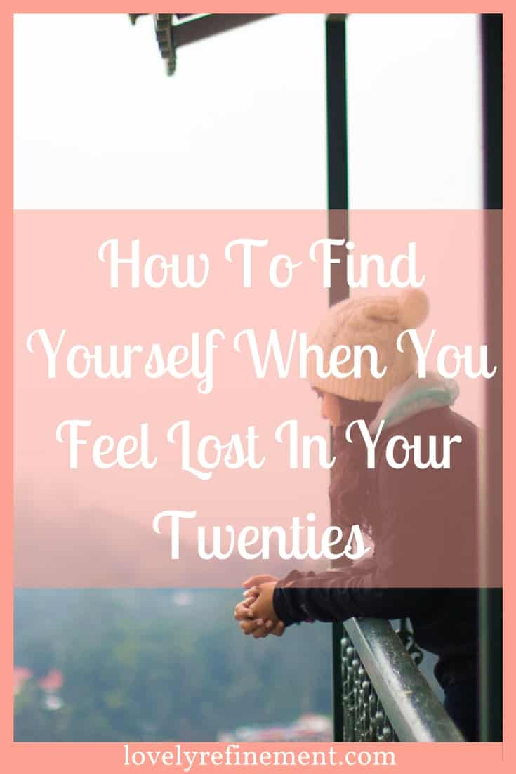 Confused as to where your life is going? Struggling with finding direction? This post will help you figure out how to find yourself, even when you're feeling totally lost.