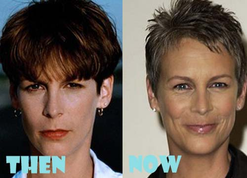 Jamie Lee Curtis Plastic Surgery Botox