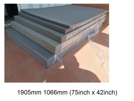 Grey Foam Sheet Various Size (1)