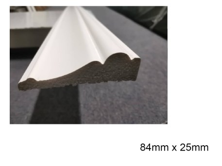PS Foam Door Casing aka Chair Rail 84x25 (1)
