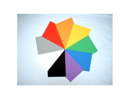 Color Rubber Foam Sheet (2)