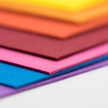 Color Rubber Foam Sheet