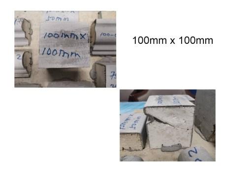 Lightweight Concrete 100mm x 100mm