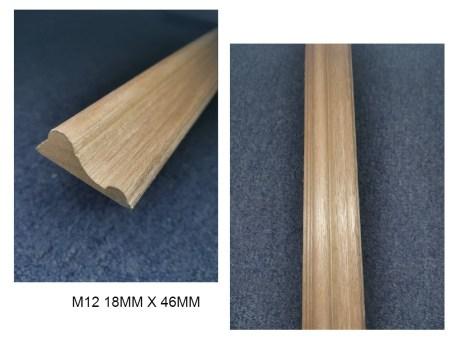 _M12- 18mm(H) x46mm(W) x ft(L)
