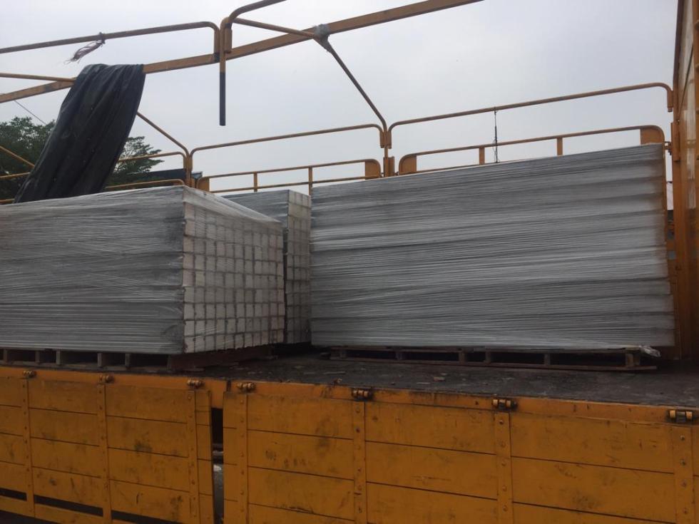Lightweight Foam Concrete By LovelyTeik