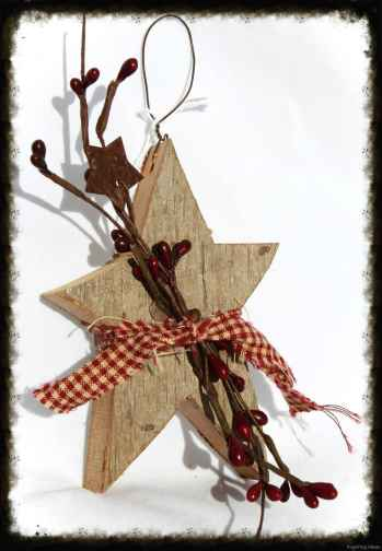 0031 Awesome DIY Wooden Christmas Craft Ideas
