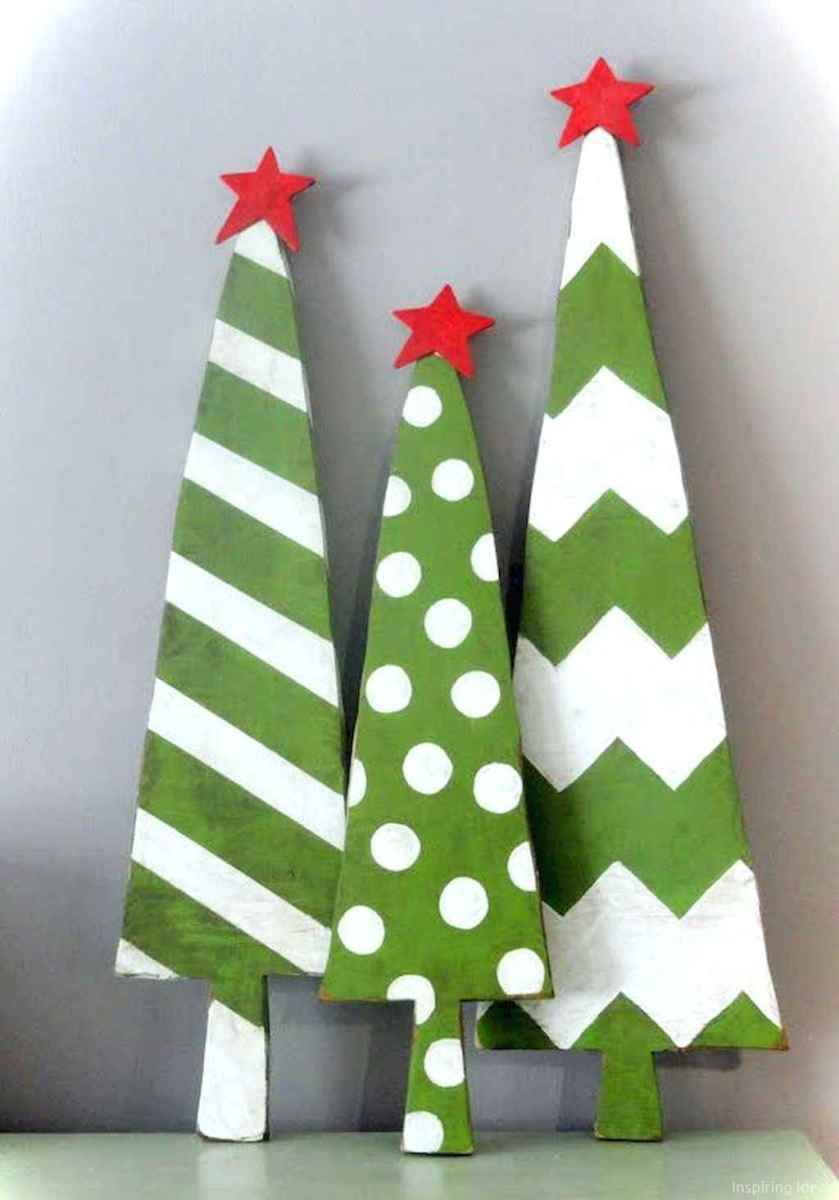 0041 Awesome DIY Wooden Christmas Craft Ideas
