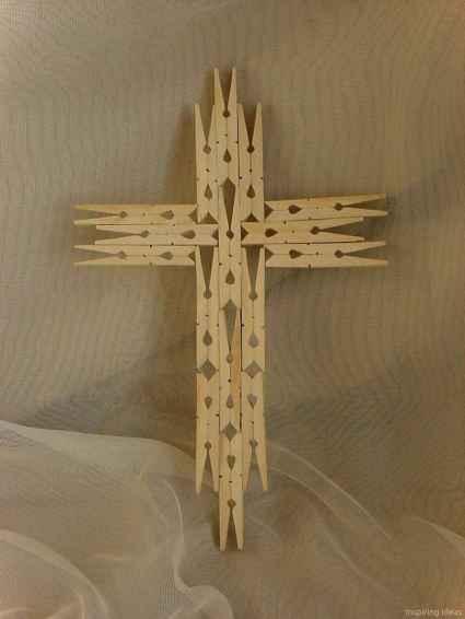 0067 Rustic DIY Wooden Christmas Ornaments Ideas