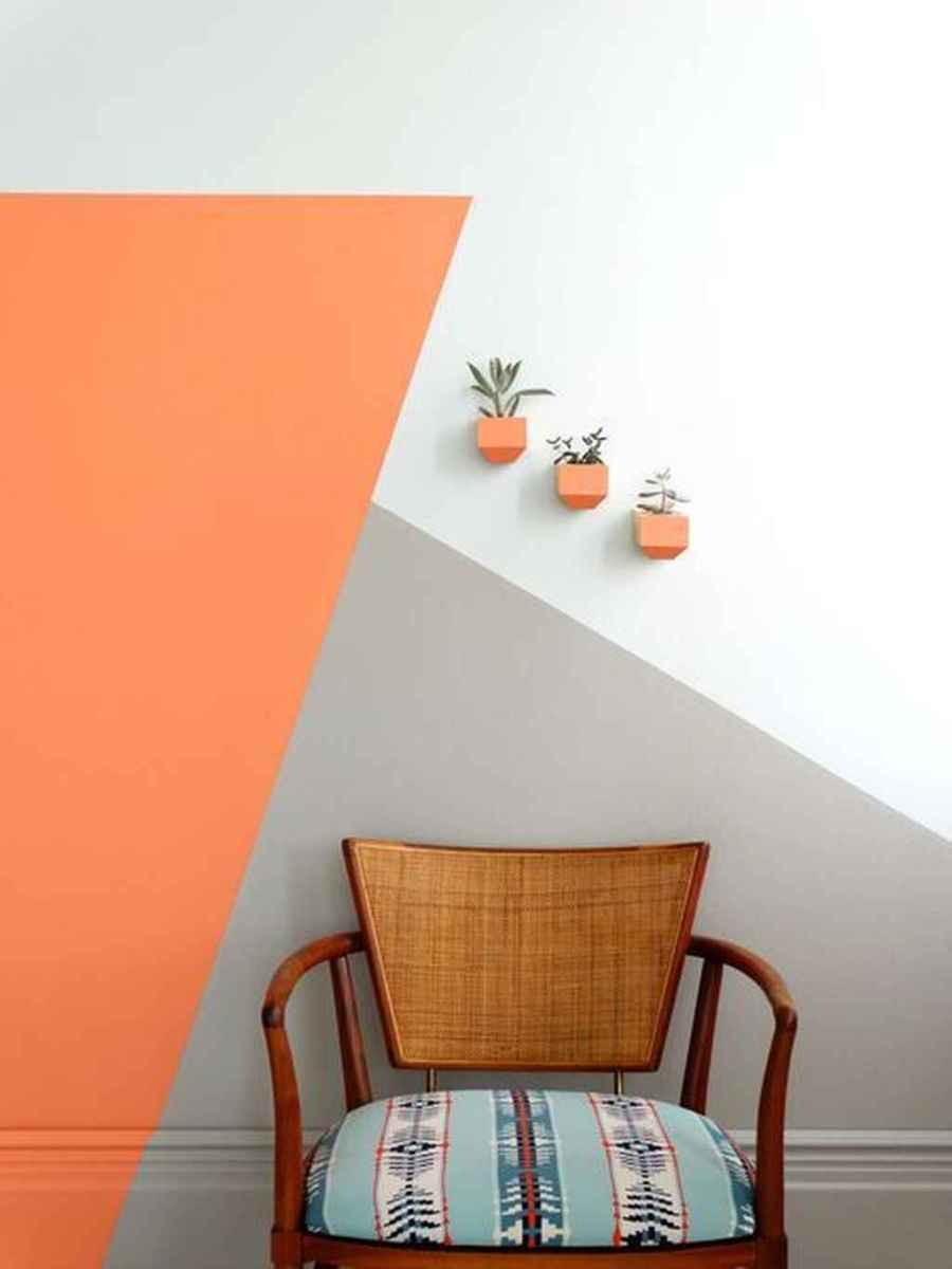01 Gorgeous Wall Painting Ideas that so Artsy