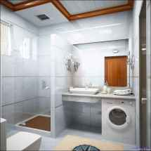 014 Clever Small Bathroom Design Ideas