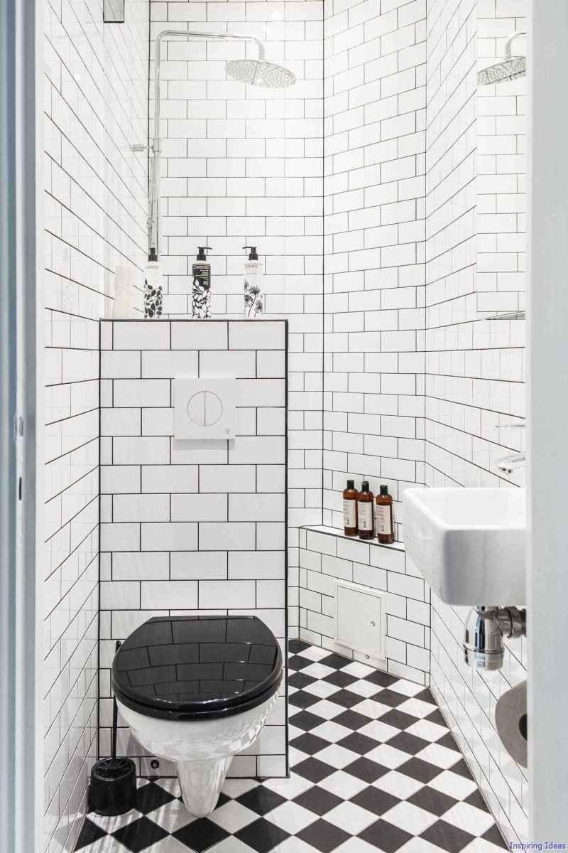 017 Clever Small Bathroom Design Ideas