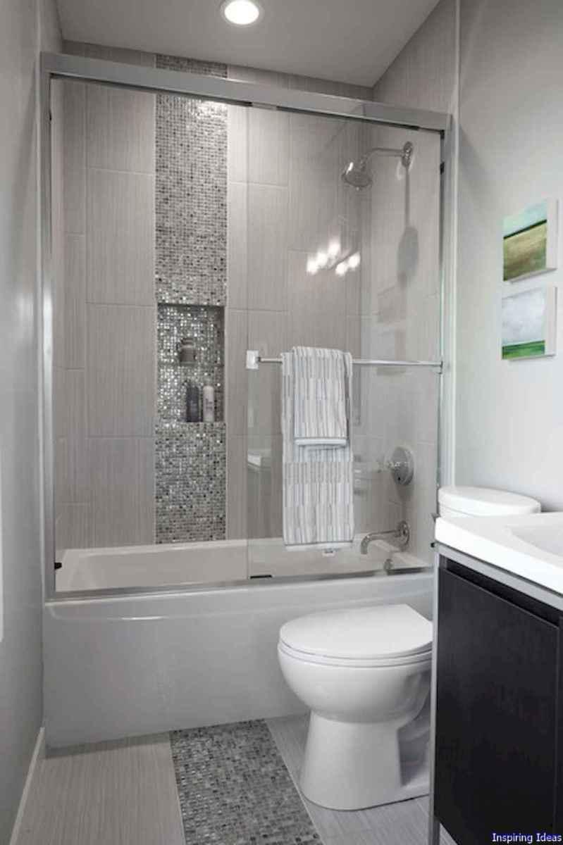 048 Clever Small Bathroom Design Ideas