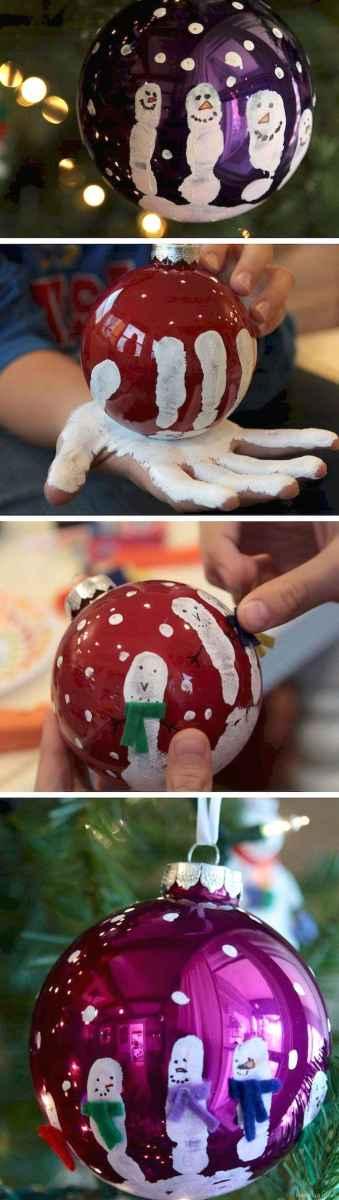 Easy DIY Christmas Ornaments Ideas 0013