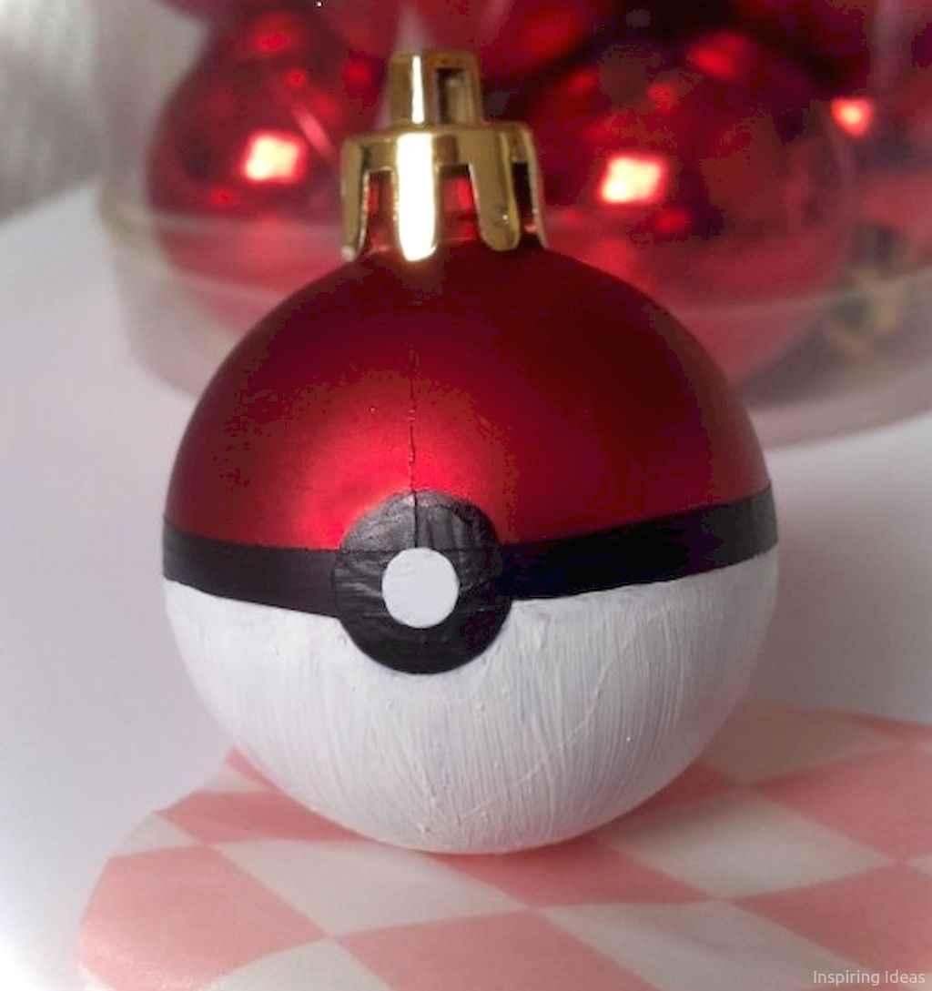 Easy DIY Christmas Ornaments Ideas 0014
