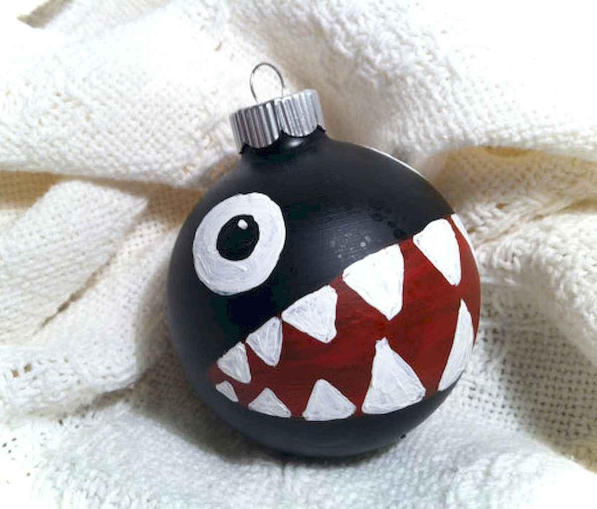 Easy DIY Christmas Ornaments Ideas 0019