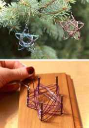Easy DIY Christmas Ornaments Ideas 0029