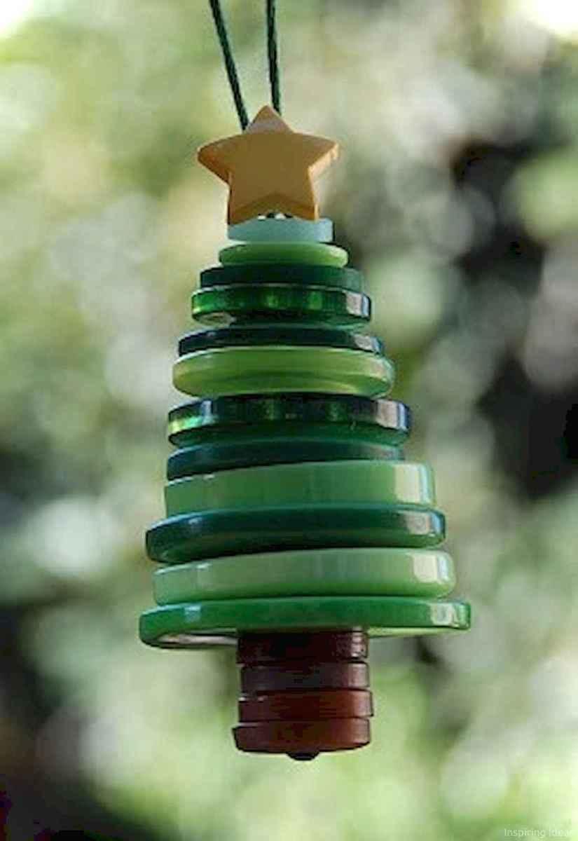 Easy DIY Christmas Ornaments Ideas 0030