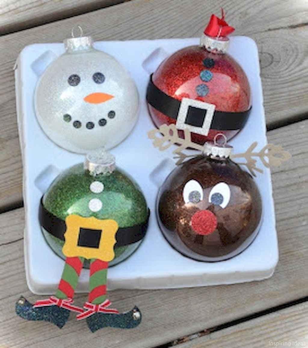 Easy DIY Christmas Ornaments Ideas 0040