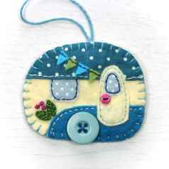 Easy DIY Christmas Ornaments Ideas 0042