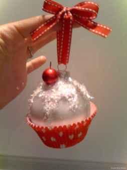 Easy DIY Christmas Ornaments Ideas 0047