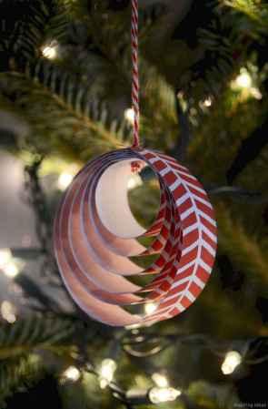 Easy DIY Christmas Ornaments Ideas 0054