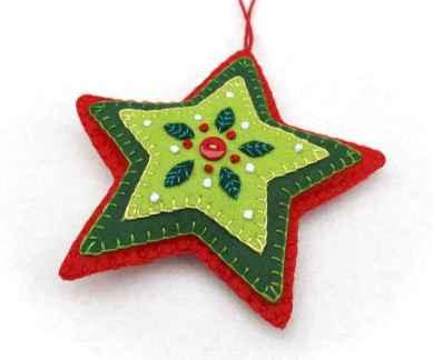 Easy DIY Christmas Ornaments Ideas 0055