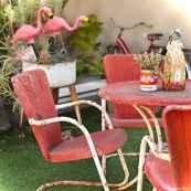 40 Insane Vintage Garden furniture Ideas for Outdoor Living12