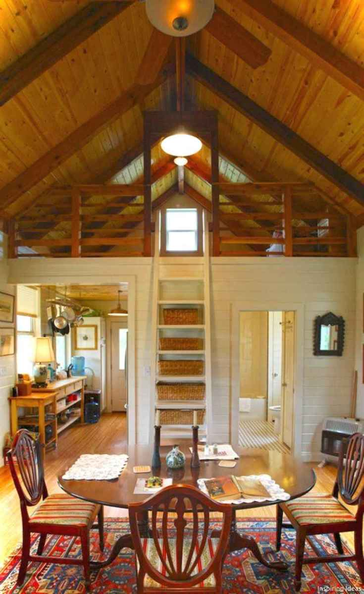 46 Small Cabin Cottage Kitchen Ideas24