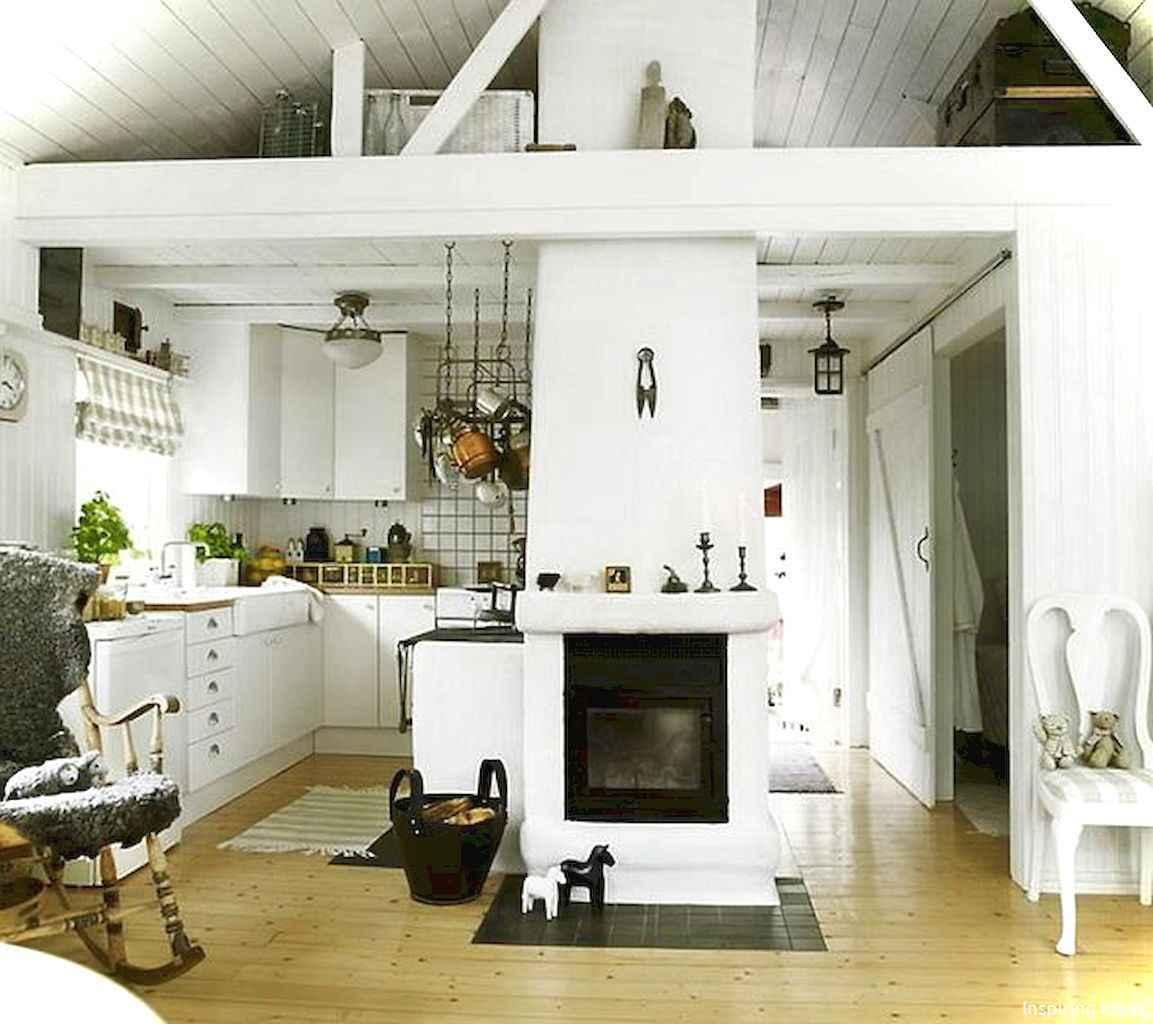 46 Small Cabin Cottage Kitchen Ideas39