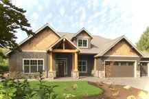 Awesome Cottage House Exterior Ideas Ranch Style 41