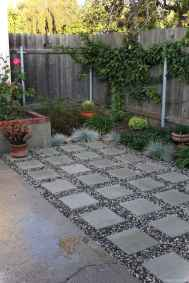Paver Walkways Ideas for Backyard Patio 34