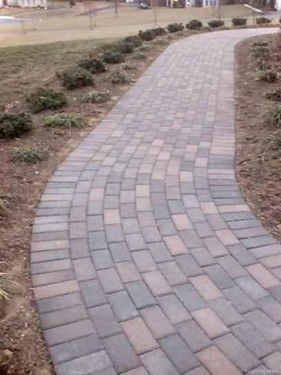 Paver Walkways Ideas for Backyard Patio 38