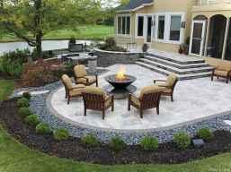 Paver Walkways Ideas for Backyard Patio 65