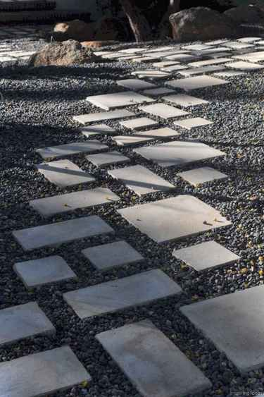 Paver Walkways Ideas for Backyard Patio 66
