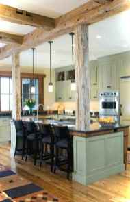 Rustic Cottage Kitchen Cabinets Ideas46