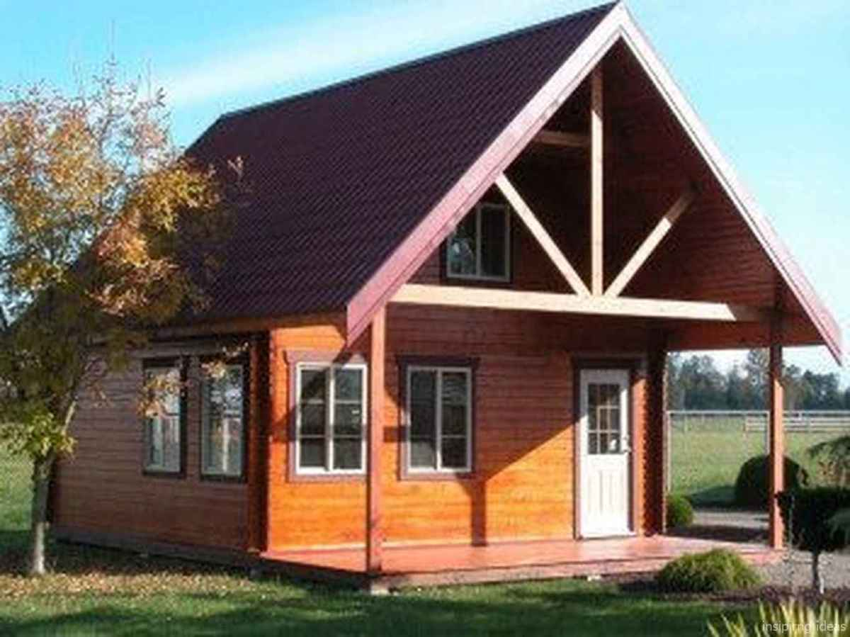 02 Affordable Log Cabin Homes Ideas