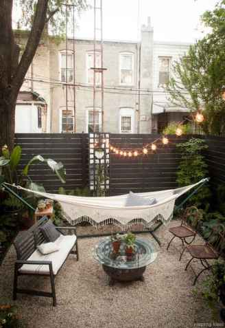 110 Fabulous Gravel Patio Ideas with Fire Pits 103