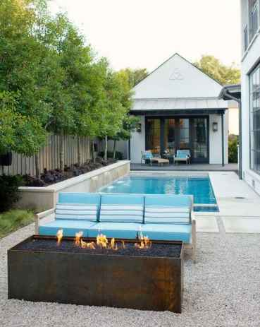 110 Fabulous Gravel Patio Ideas with Fire Pits 15