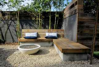 110 Fabulous Gravel Patio Ideas with Fire Pits 56