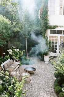 110 Fabulous Gravel Patio Ideas with Fire Pits 91