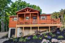 34 Affordable Log Cabin Homes Ideas