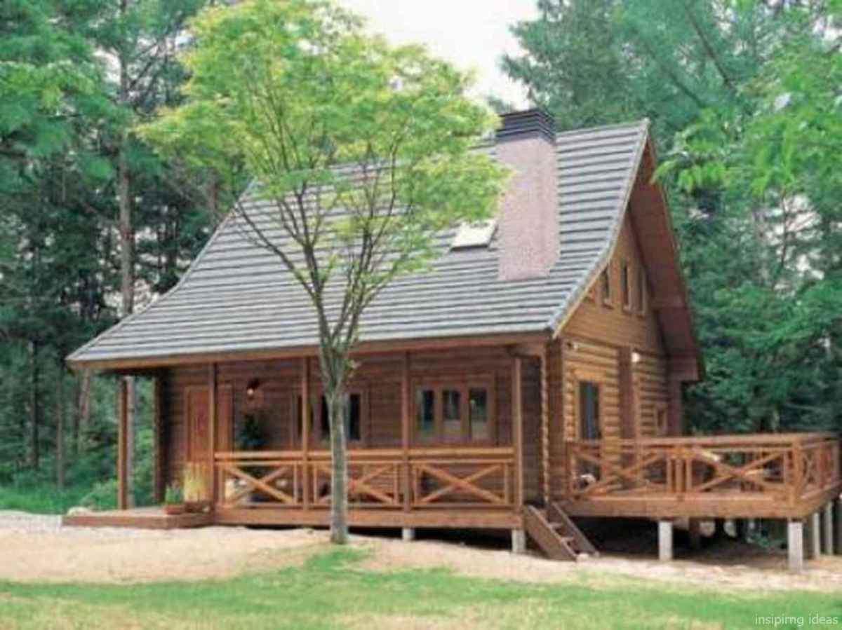 73 Affordable Log Cabin Homes Ideas