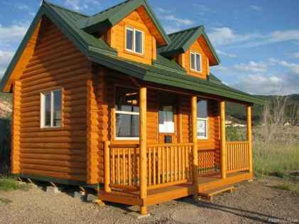 77 Affordable Log Cabin Homes Ideas