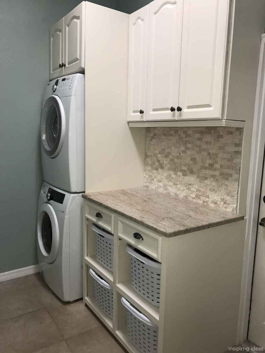 90 Awesome Laundry Room Design and Organization Ideas 17