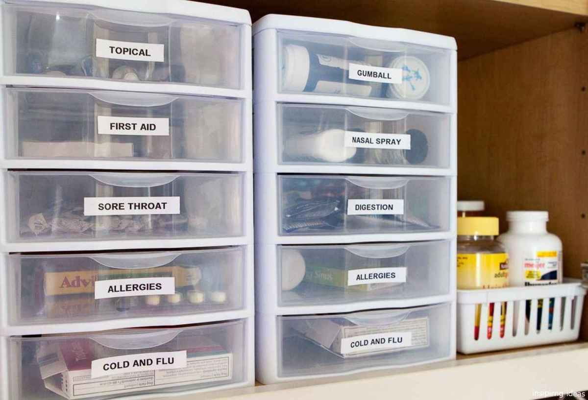 Genius Cleaning Supply Closet Organization Ideas 01