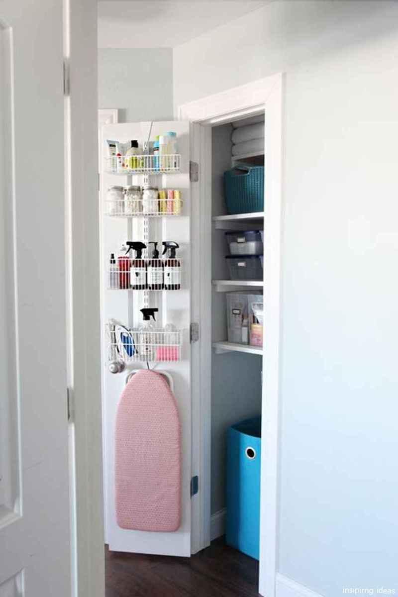 Genius Cleaning Supply Closet Organization Ideas 32